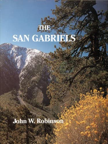 John Robinson's The San Gabriels is the standard for Angeles National Forest history and has reference to Robert Owens